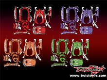 TR-MT44-MA5 Sanwa MT-44 Metallochrome Wave Pattern Radio Wrap ( Type A5 )