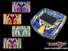 TR-OTC-MA4 Orion Touch Duo Charger Metallochrome Wave Pattern Radio Wrap ( Type A4 ) 4colors
