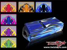 TR-QW-MA1 Q-World Starter Box Metallochrome Wave Pattern Wrap ( Type A1 ) 6colors