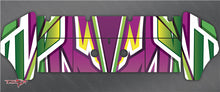 TR-S8W-MA4 Serpent SRX8 Wing Metallochrome Wave Pattern Wrap ( Type A4 ) 4color