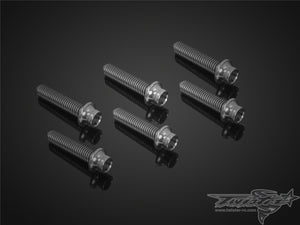 TR-TIS-H 64 Titanium M3 Hex. Socket Head Screws