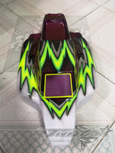 TR-C Custom Metallochrome Wave Pattern Wrap