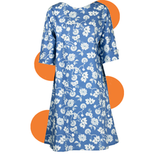 Load image into Gallery viewer, Light blue SUMMER dress