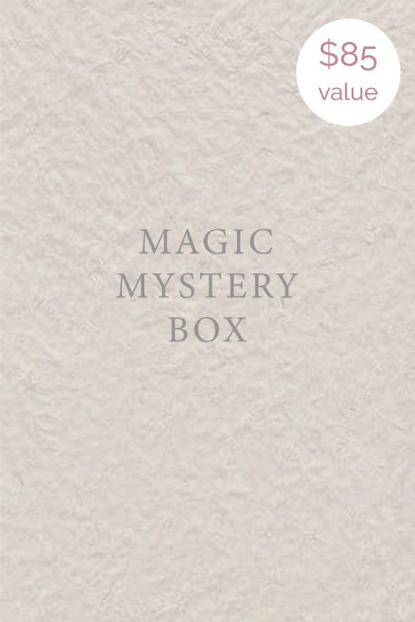 James Mae Magic Mystery Box 1