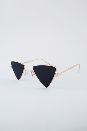 Classic Triangle Sunglasses