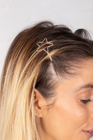 Simple Star Clip