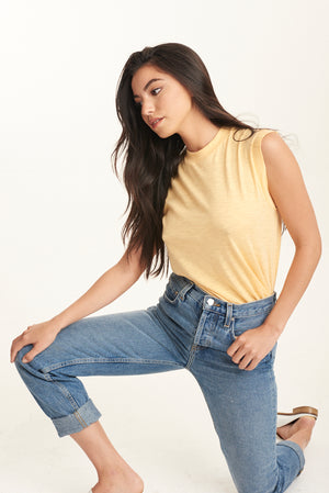 James Mae Honey Moto Tee