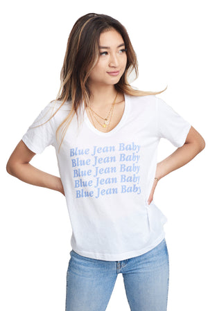 Blue Jean Baby You Tee