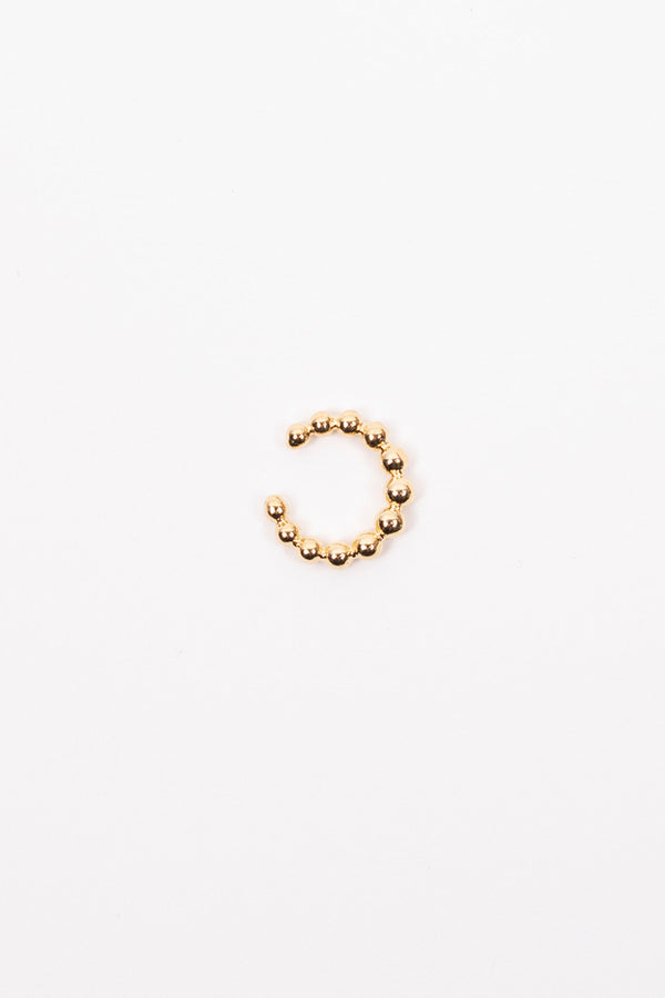 James Mae Gold Cuff Earring