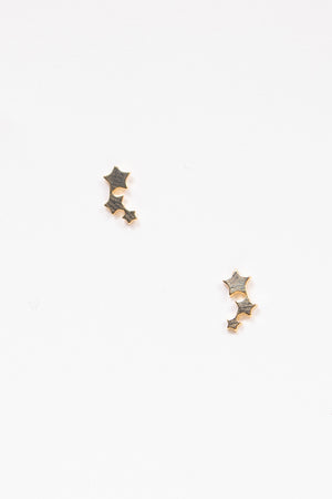 James Mae Starburst Earrings