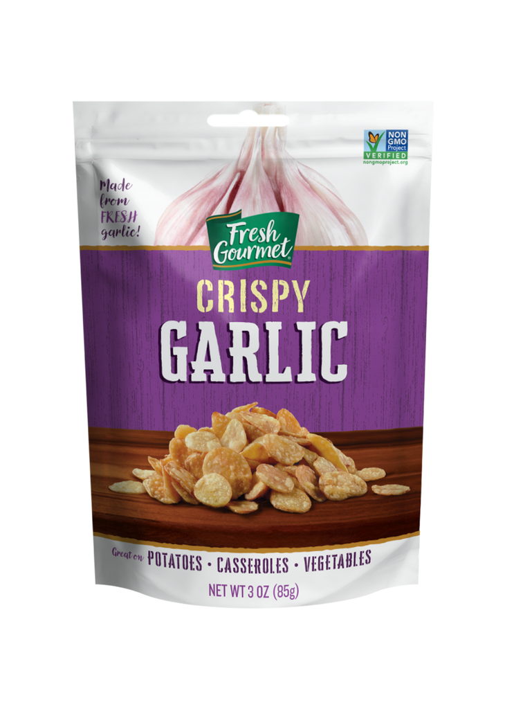 Crispy Garlic