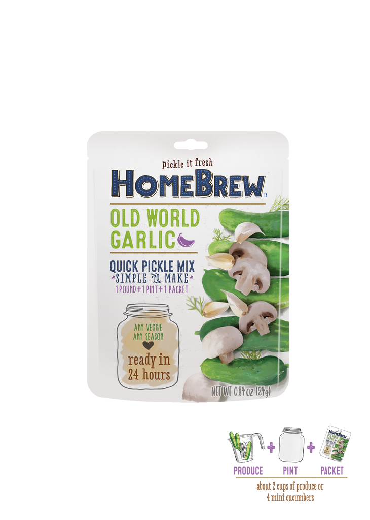 Old World Garlic