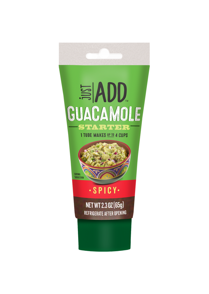 Spicy Guacamole Starter