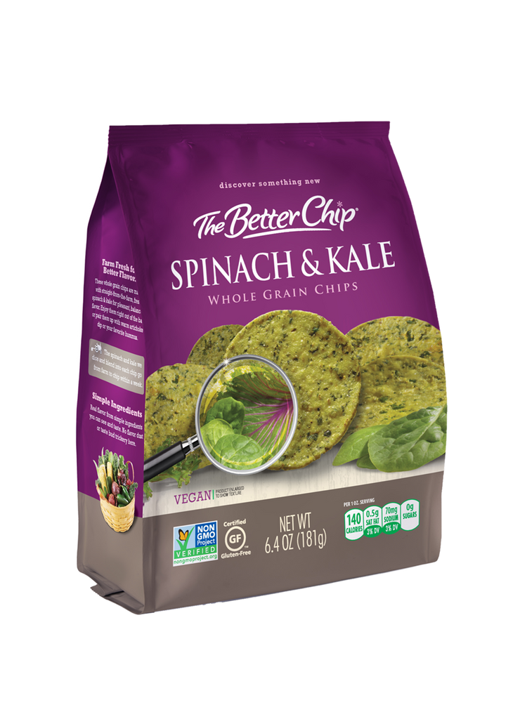 Spinach & Kale Classic Chips