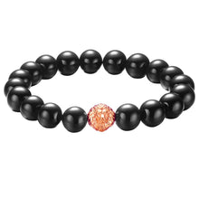 Lion Head Bead Bracelet