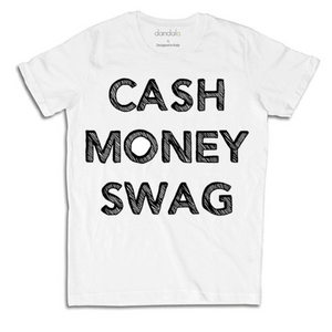 "T-Shirt Uomo ""Cash Money Swag"""