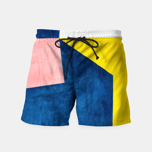 Abstracta 2 Beach Shorts