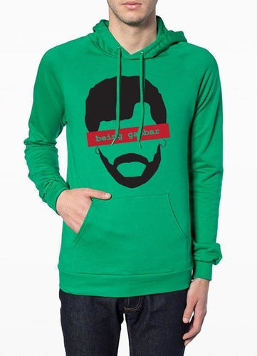 Being Gabbar Hoodie Green