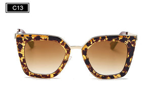 FAT CAT - BOLD BIG FRAME VINTAGE SUNGLASSES