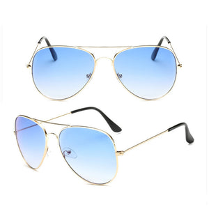 Aviation/Pilot Clear Glasses Sunglasses