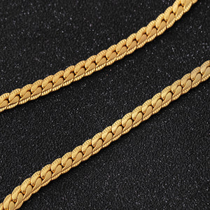 Luxury Cuban Link Gold Necklace | Premium Craftmanship