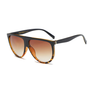 Vintage Style | Shaded Lens | Thin Frame Women's Sunglasses