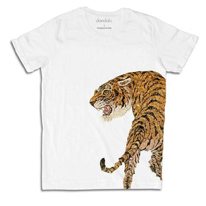 "T-Shirt Uomo ""Japanese Tiger"""