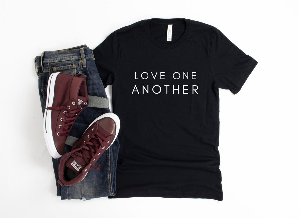 Love One Another Men's Tee Shirt