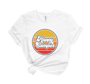 Happy Camper Tee Shirt