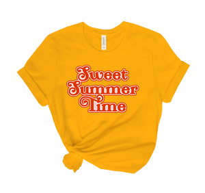 Sweet Summer Time Tee Shirt