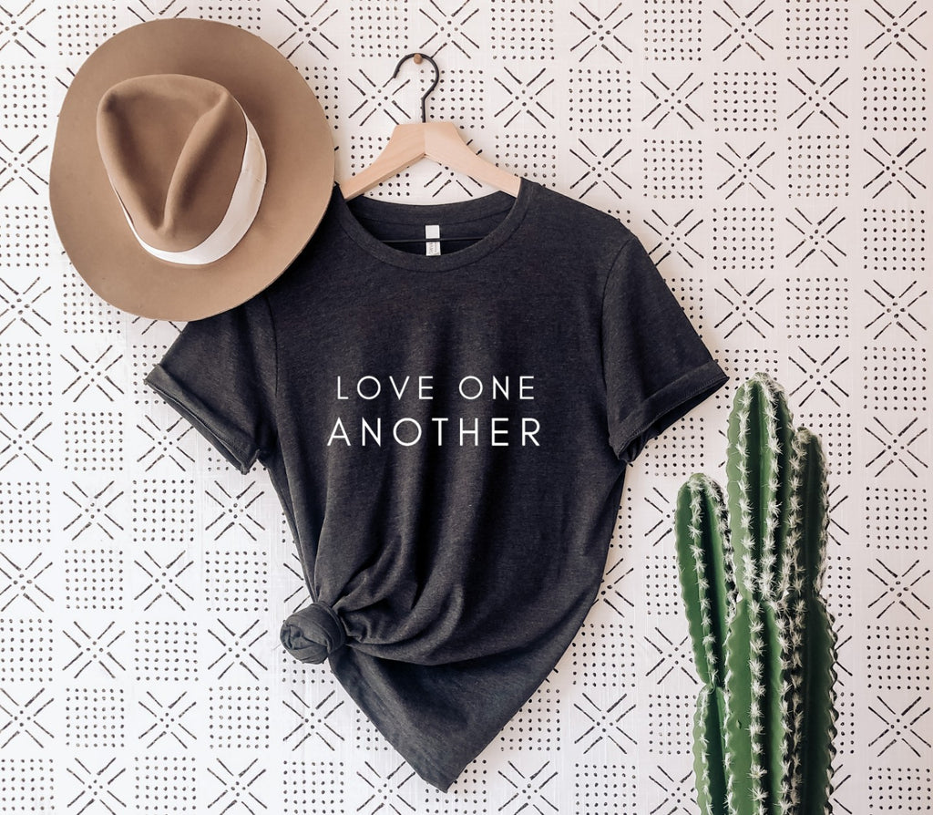 Love One Another Tee Shirt