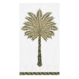Grand Palms Black Guest Towels