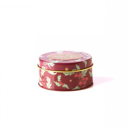 Charm & Spice Travel Tin