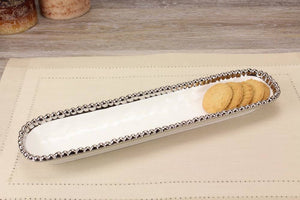 Salerno Oblong Cracker Tray