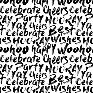 Celebration Strokes Gift Wrap