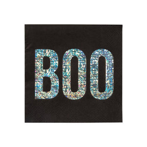 Boo Cocktail Napkin