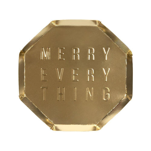 Merry Everything Side Plate