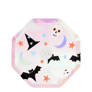Halloween Icon Side Plate