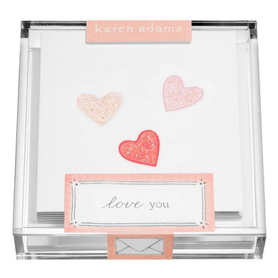 Hearts Gift Enclosures