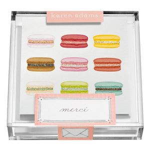 Macarons Gift Enclosures