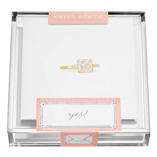 Engagement Ring Gift Enclosures