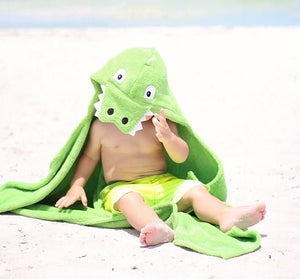 Children Hooded Towels