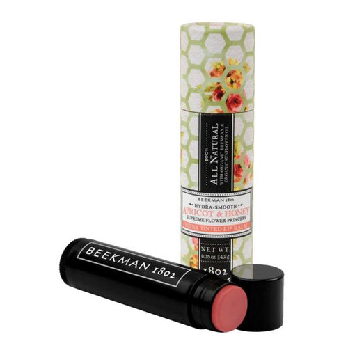 Apricot & Honey Tea Lip Balm