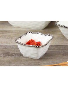 Salerno Square Snack Bowl
