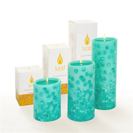 Dotty Azure Lucid Candle