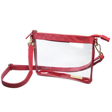 Load image into Gallery viewer, Red Crossbody Bag