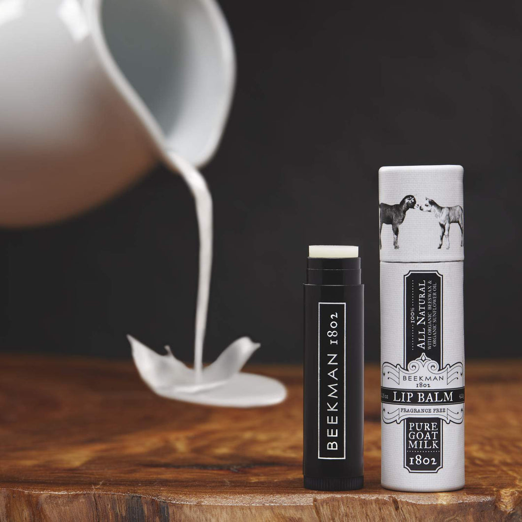 Fragrance Free Lip Balm