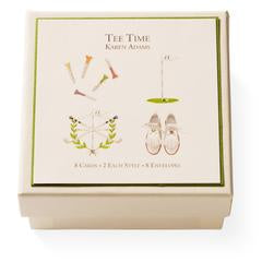 Tee Time Gift Enclosure Box