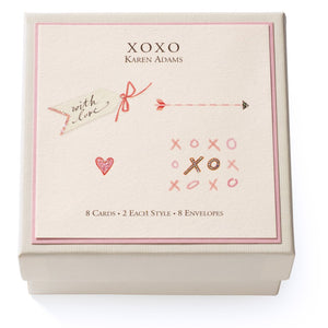 XOXO Enclosure Card Box