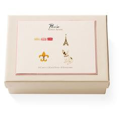 Paris Note Card Box